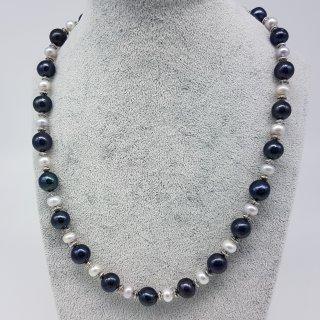 Perlenkette - Maritime Eleganz