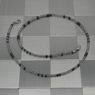 Maskenhalter anthrazit-grau