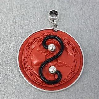Decaffeinato Lungo mit Draht und Perle