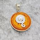 Linizio Lungo mit Drahtspirale und Acrylperle