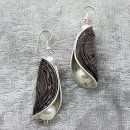 Ohrringe - Ciocattino mit Perlen